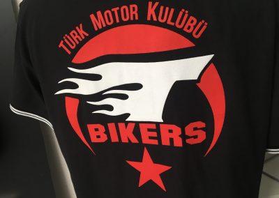 T-bikers zeefdruk 2